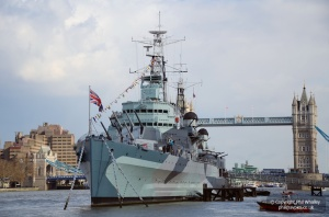 Museum ship HMS Belfast