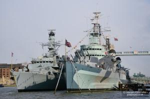 HMS Westminster-HMS Belfast