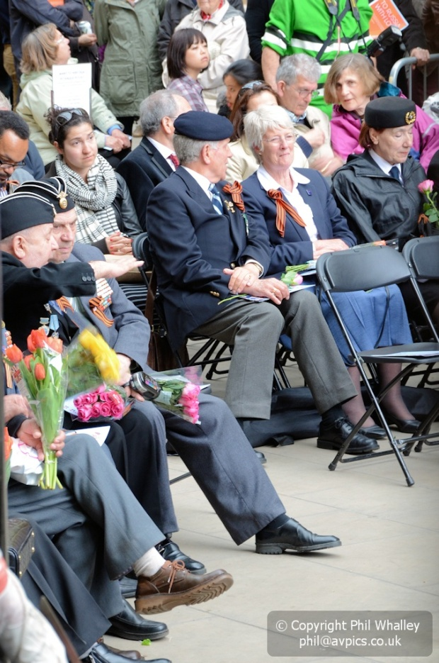 Veterans sharing stories